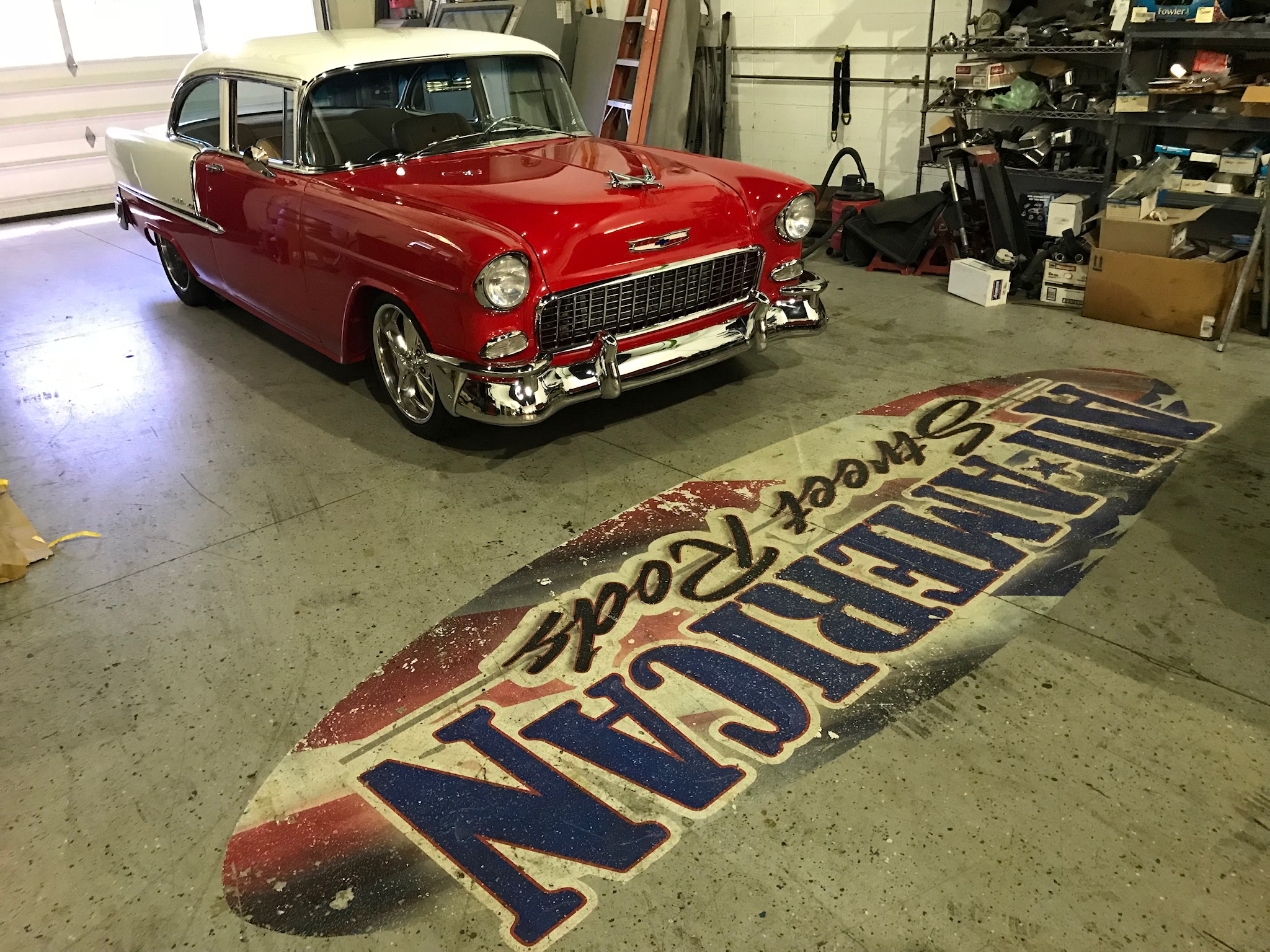 All American Street Rods: Inventory